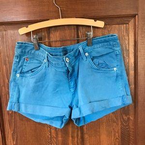 Hudson Hampton Short Blue 29